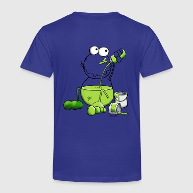 Colour Frog - Kids' Premium T-Shirt