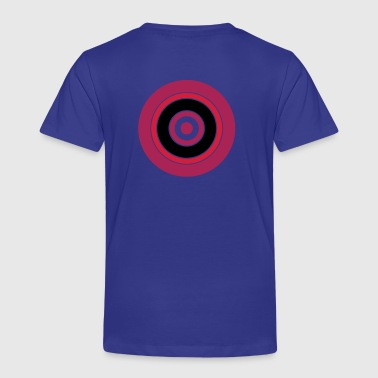 Circle Vector Circles - Kids' Premium T-Shirt