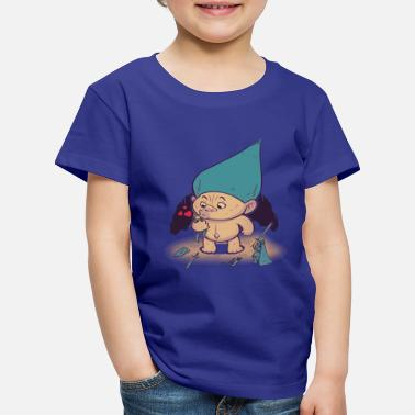 Collection For Kids Troll Hug - T-shirt premium Enfant