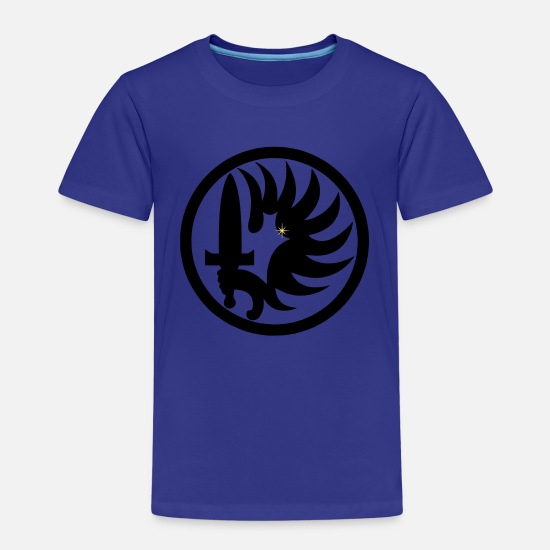 Legion T-Shirts - foreign Legion - Kids' Premium T-Shirt royal blue
