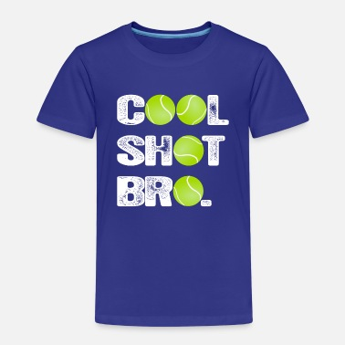 Tennis TENNIS - Cool Shot - T-shirt Premium Enfant