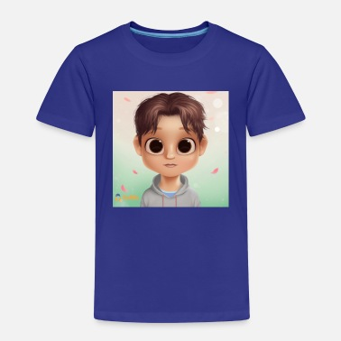 Dollify Vic- Boy - Kids' Premium T-Shirt
