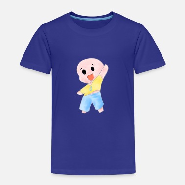 Greeting Greetings - Kids' Premium T-Shirt