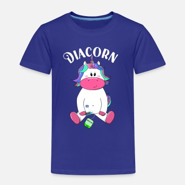 Diacorn - Kinder Premium T-Shirt