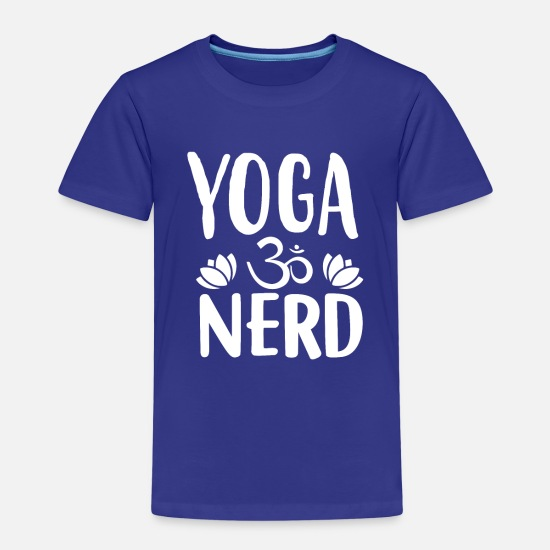 Genius T-Shirts - Nerd nerd - Kids' Premium T-Shirt royal blue