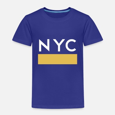 Nyc NYC - Kinder Premium T-Shirt