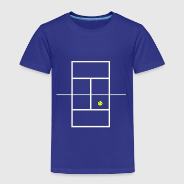 Tennis 1 - Kids' Premium T-Shirt