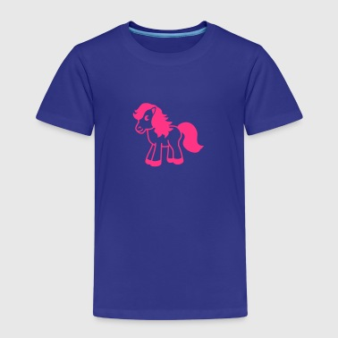 cute pony - T-shirt Premium Enfant