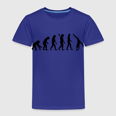 Evolution Gymnastik - Kinder Premium T-Shirt