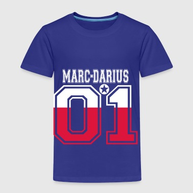 POLEN POLSKA 01 KING QUEEN BIRTHDAY Marc Darius - Premium T-skjorte for barn