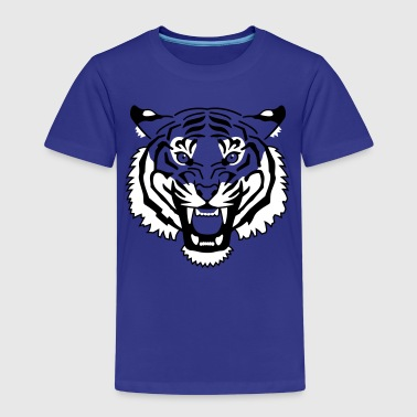 Tiger - Kinder Premium T-Shirt