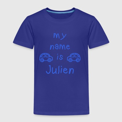 JULIEN MY NAME IS - T-shirt Premium Enfant