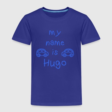 MEIN NAME IST HUGO - Kinder Premium T-Shirt