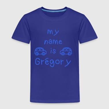 GREGORY MY NAME IS - T-shirt Premium Enfant