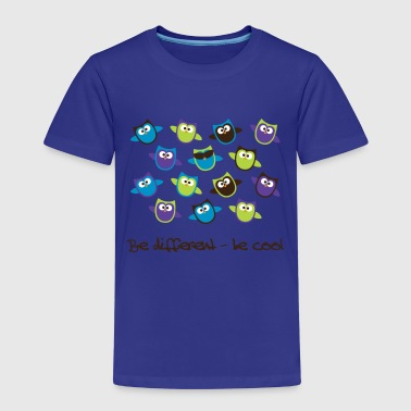 bedifferentbecool - Kinderen Premium T-shirt