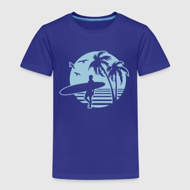 surfers Beach - T-shirt Premium Enfant