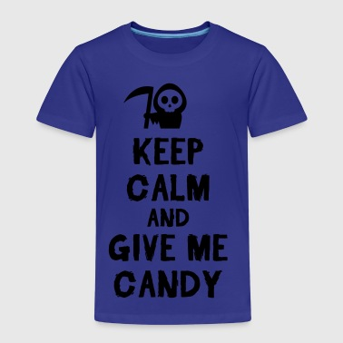 Keep cam and give me candy - Kinderen Premium T-shirt