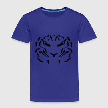 tigre animal tete 16103 - T-shirt Premium Enfant