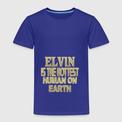 Elvin - Premium T-skjorte for barn