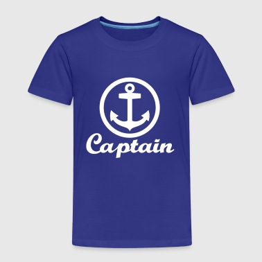 Captain - Kinder Premium T-Shirt