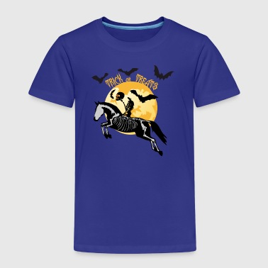 Trick or Treats - Halloween Pferd - Kinder Premium T-Shirt