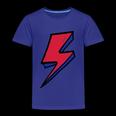 lightning bolt 1 - Kids' Premium T-Shirt