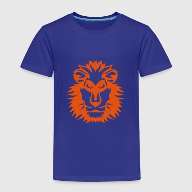 lion animal sauvage animaux 1102 - T-shirt Premium Enfant
