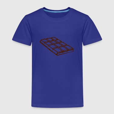 tablette chocolat 2803) - T-shirt Premium Enfant