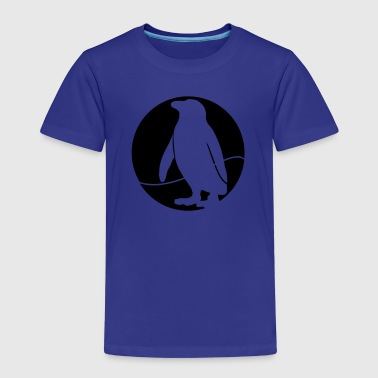 Wildtiere: der Brillenpinguin - Kids' Premium T-Shirt