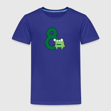 monster_8_dd - Kids' Premium T-Shirt