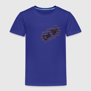 Cool Boy - se 10 - Premium-T-shirt barn