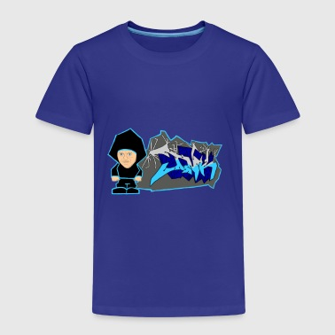 Gangster Graffiti Boy - T-shirt Premium Enfant