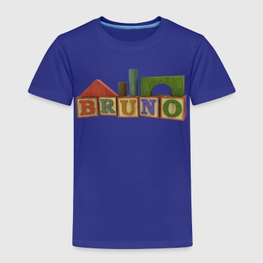 Bruno - Kinder Premium T-Shirt