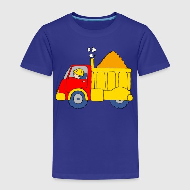 Lorry Truck - Kids' Premium T-Shirt
