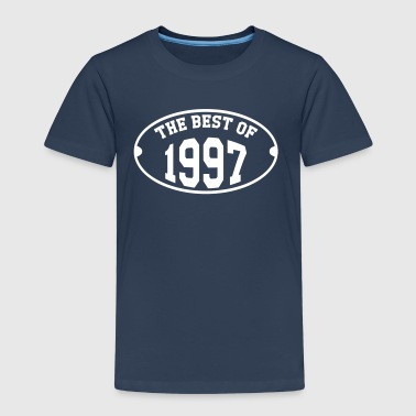 The Best of 1997 - Camiseta premium niño
