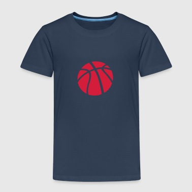 Basketball sport ball 205) - Kids' Premium T-Shirt