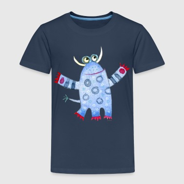 Monster Fred - Kids' Premium T-Shirt