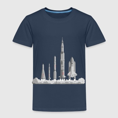 The Space Race - Kids' Premium T-Shirt