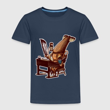 Squid Writer - Kinder Premium T-Shirt