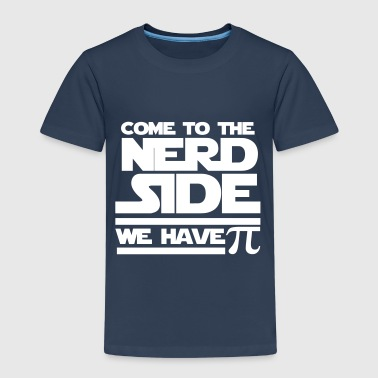 Come to the nerd side - Kids' Premium T-Shirt