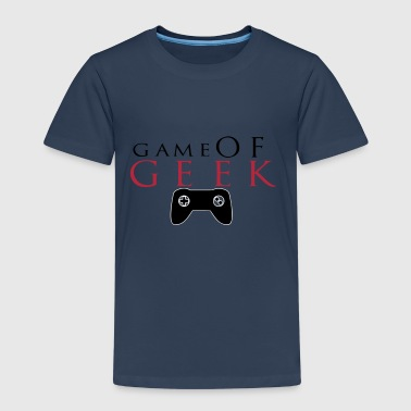 game of geek design - T-shirt Premium Enfant