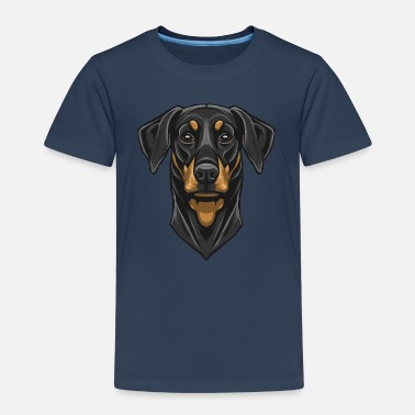 Doberman Dobermann - Kids' Premium T-Shirt