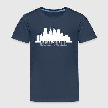 New-York - Kinderen Premium T-shirt