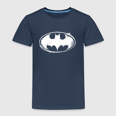 Batman Dark white Women T-Shirt - Lasten premium t-paita