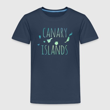 Canary Islands - Kinder Premium T-Shirt