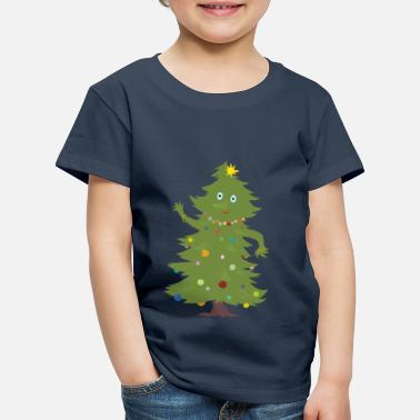 Christmas Tree Christmas Tree - Kids' Premium T-Shirt