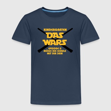 DAS WARS - Kinder Premium T-Shirt