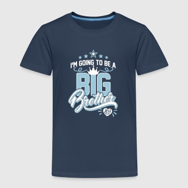 Big Brother 2019 - pregnancy-baby-brothers and sisters - Kids' Premium T-Shirt