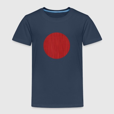 Red Circle - T-shirt Premium Enfant