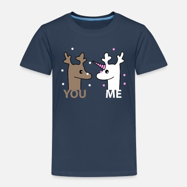 Deer you me - Kids' Premium T-Shirt